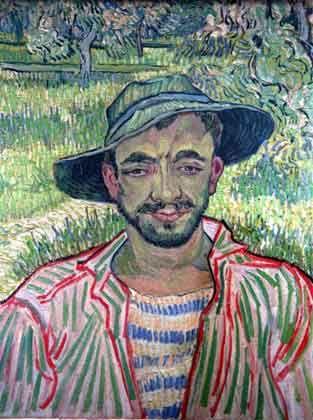 """Vorbild: Vincent van Goghs """"The Gardener"""""""