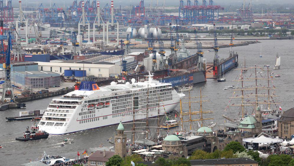 Ranking: Prämierte Kreuzfahrtschiffe