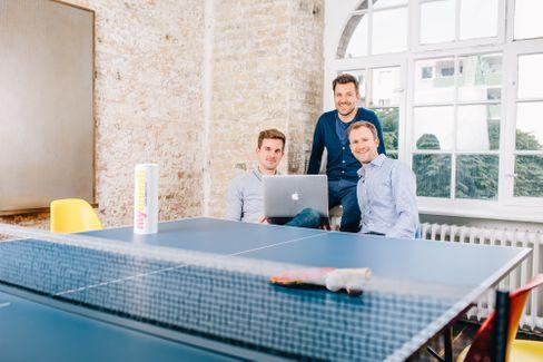 Mymuesli-Gründer: Hubertus Bessau, Max Wittrock, Philipp Kraiss