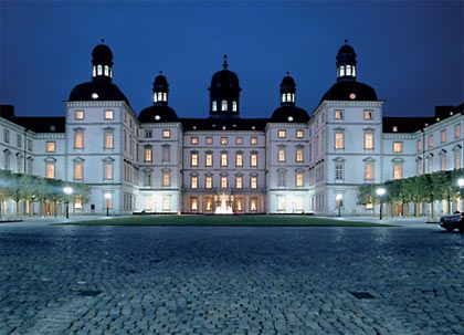 "Barockes Ensemble: ""Schloss Bensberg"" in Bergisch-Gladbach"