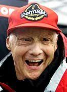 Niki Lauda: Nur Rang sieben in der Teamwertung