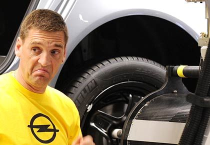 Zähes Ringen: Die Zukunft des Autobauers Opel ist weiterhin offen