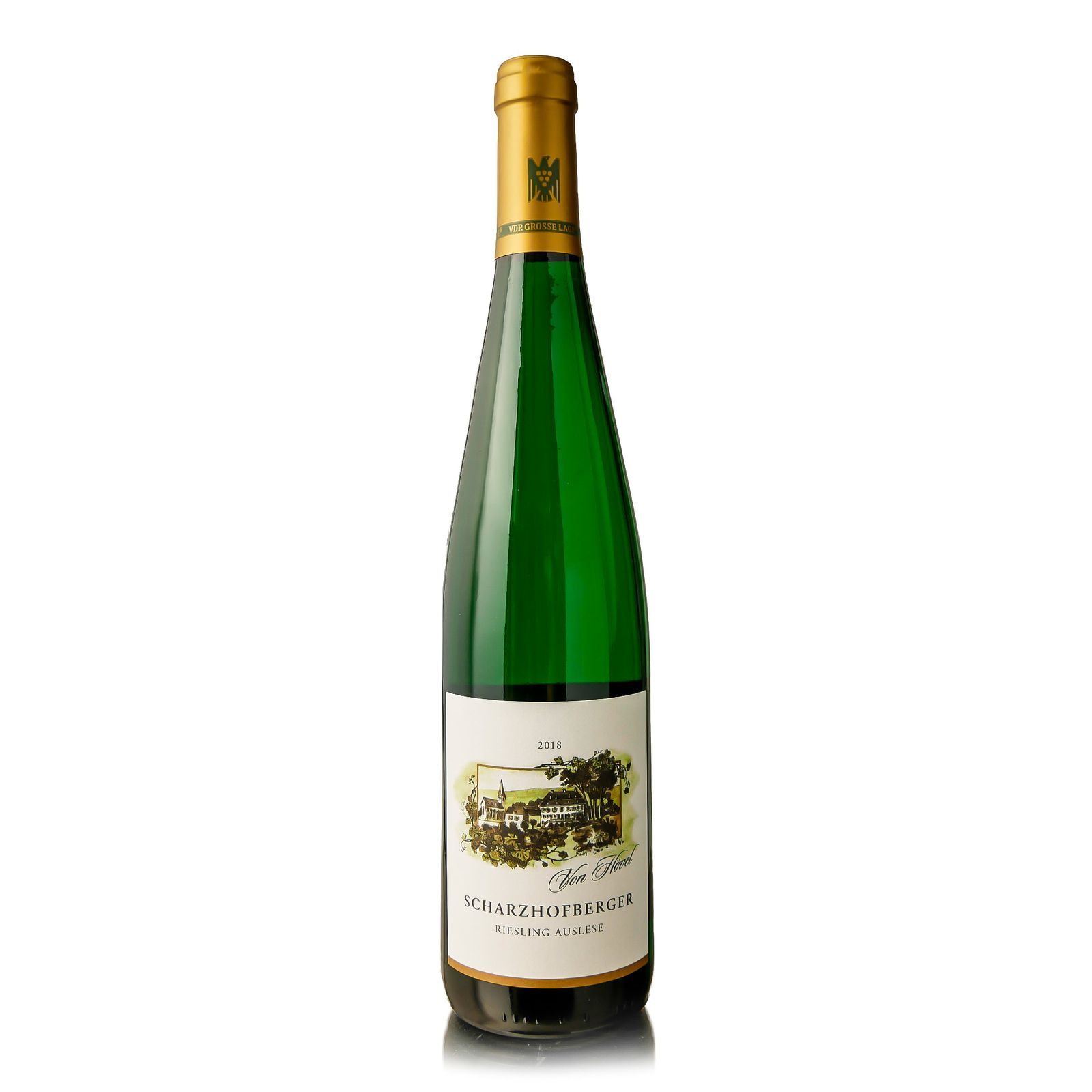 2018_Scharzhofberger_Riesling_Auslese
