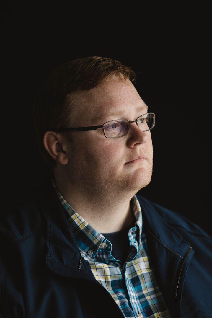 Ein Robo-Man mit messianischer Wirkung: Bryan Salesky vom US-Start-up Argo AI.