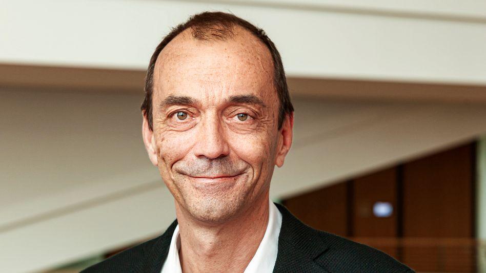 Martin Noé, Chefredakteur des manager magazins