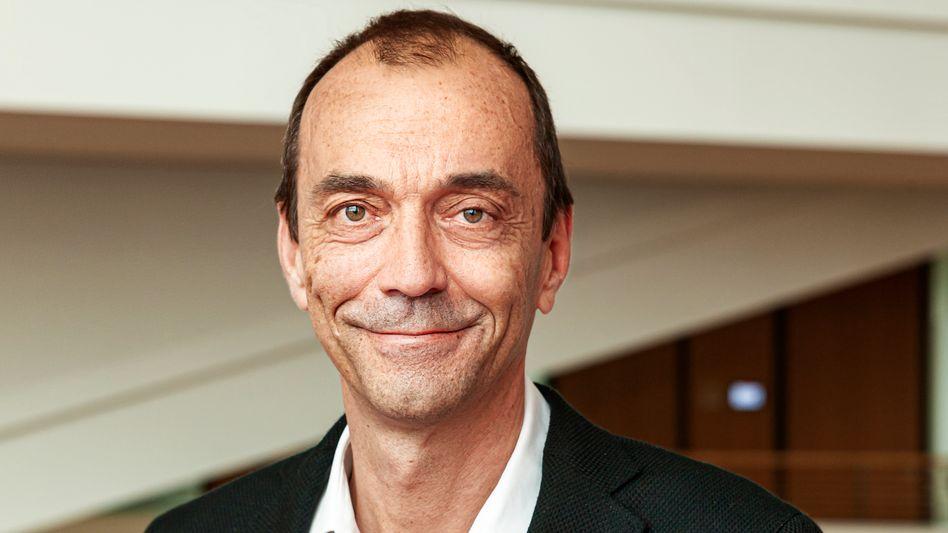 Chefredakteur Martin Noé
