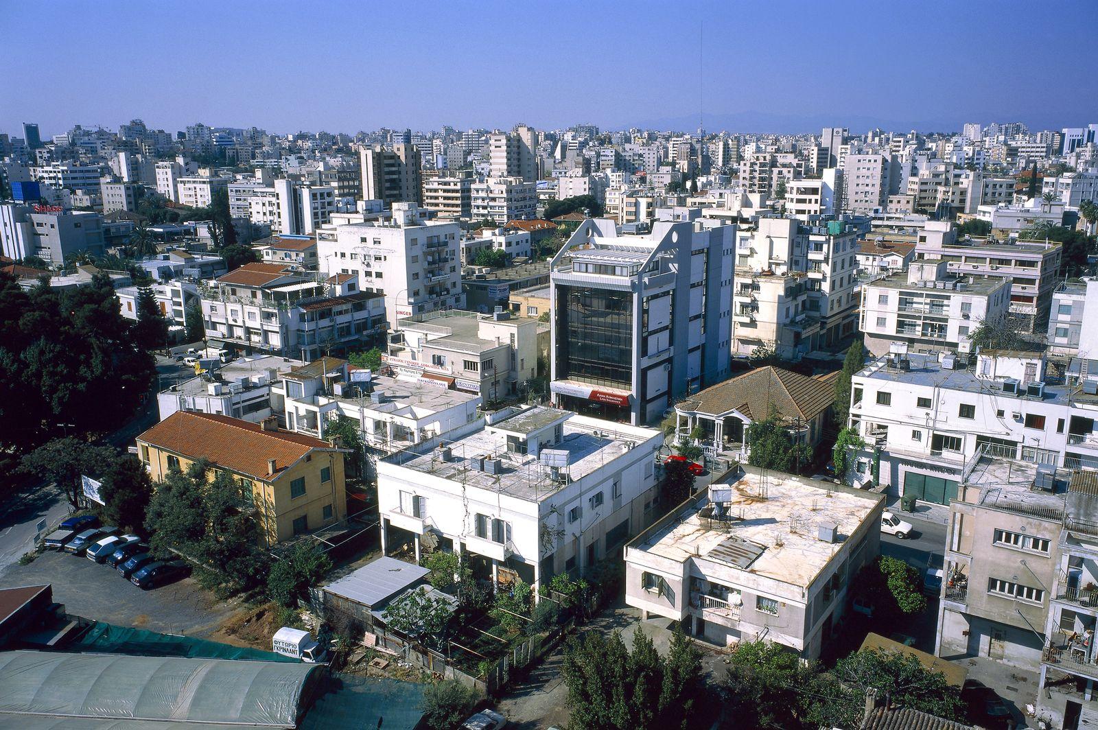 NICHT MEHR VERWENDEN! - Zypern / Nikosia