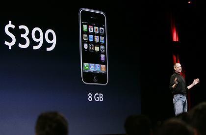 Ärger bei den Erstkäufern: Apple senkt den Preis für das iPhone um 200 Dollar