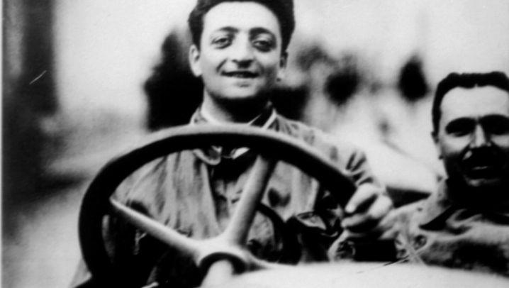 Ferrari-Historie: Sieben Jahrzehnte Ferrari-Mythos