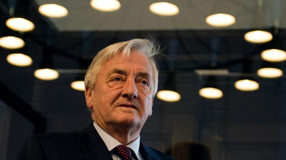 CDU-Politiker Landowsky: Eine Schlüsselfigur im Berliner Bankenprozess