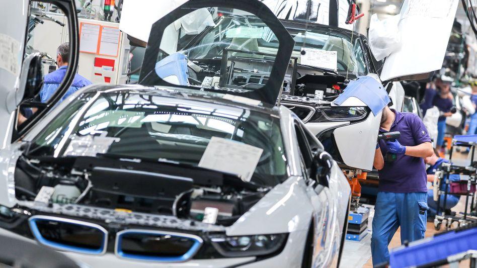 BMW-Werk Sachsen: Steigende Rohstoffkosten können nicht ohne Folge auf die Preise bleiben