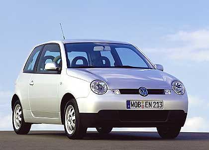 VW Lupo: Meistverkaufter Mini