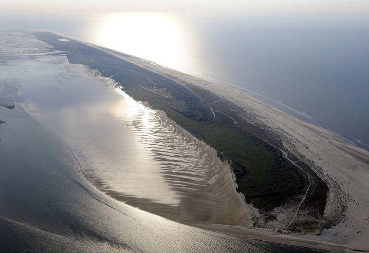 Juist ist die schmalste und länglichste der ostfriesischen Inseln im Nationalpark Niedersächsisches Wattenmeer.