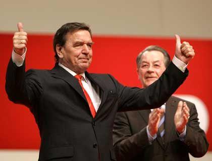 Gerhard Schröder: Abschied aus der Politik