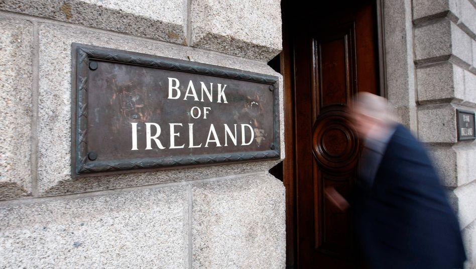 Hoffnungsschimmer für die Branche: Für die angeschlagene Bank finden sich Investoren