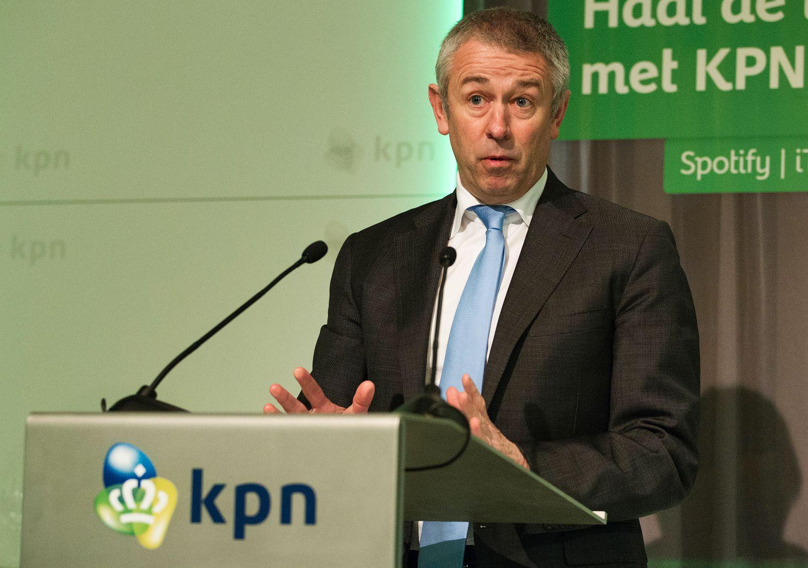 Eelco Blok / KPN