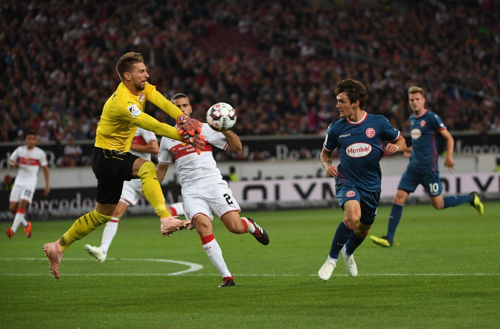 VfB Stuttgart - Fortuna Düsseldorf