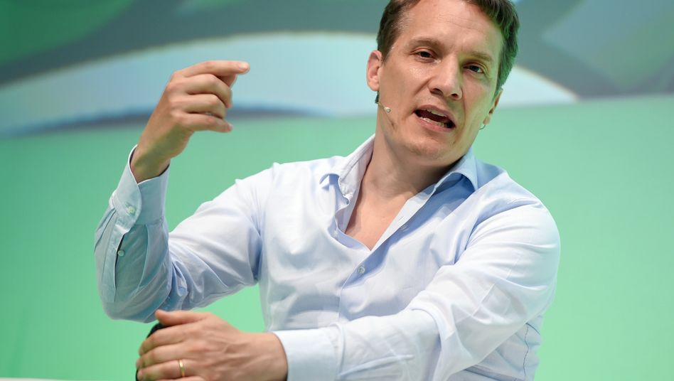 """Start-up-Guru Oliver Samwer: """"We don´t accept that we can´t win"""""""
