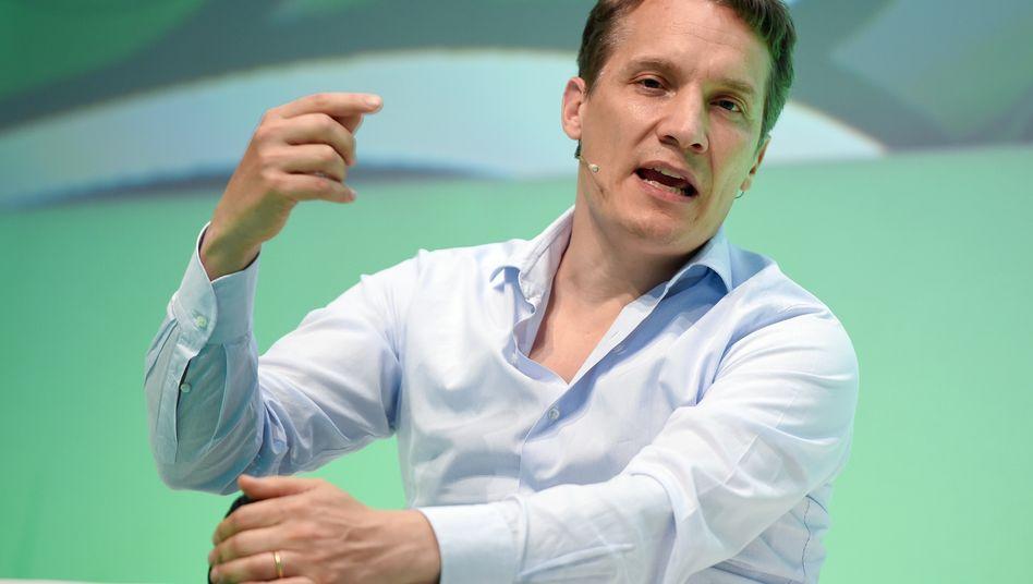 """Rocket-Internet-Chef Oliver Samwer: """"Börsennotierung bringt uns Vorteile"""""""