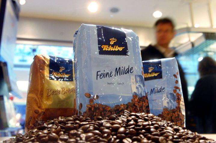 Mit Kaffee wurdendie Herz-Erben reich. Inzwischen verkauft Tchibo viel mehr als braune Bohnen