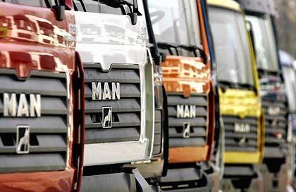 MAN-Auftragseingänge: Ab dem vierten Quartal im Rückwärtsgang