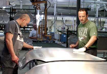 Opel in Kaiserslautern: Bangen um Jobs