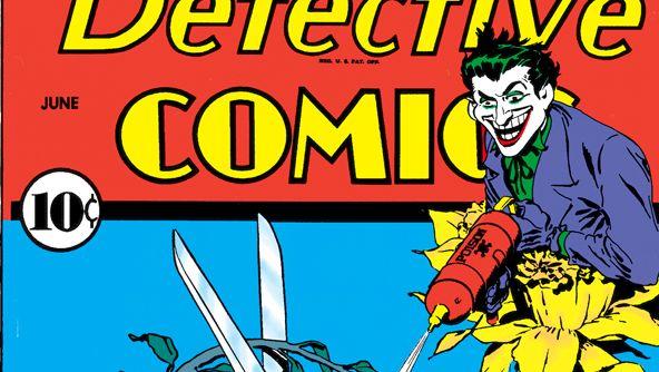 Batman-Comic: Zehn Cent hat die Ausgabe ursprünglich einmal gekostet
