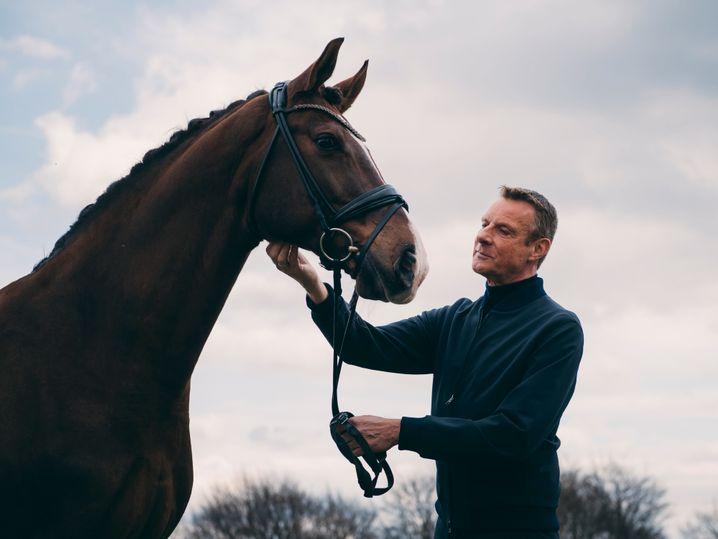 Pferdeflüsterer: Der frühere Telekom-Vorstand Niek Jan von Damme
