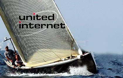 Holt auf: Das neue Komplettangebot von United Internet zog vermehrt Kunden an