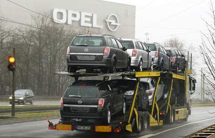 Ungewisse Reise: Wohin fährt Opel?