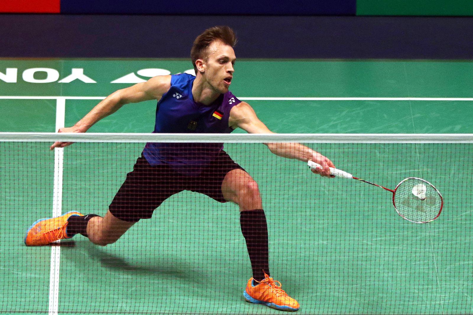 Marc Zwiebler/ Badminton