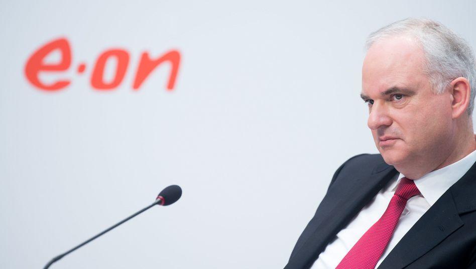 """Johannes Teyssen: Die Abspaltung von Uniper als """"Geburtstag der neuen Eon"""""""