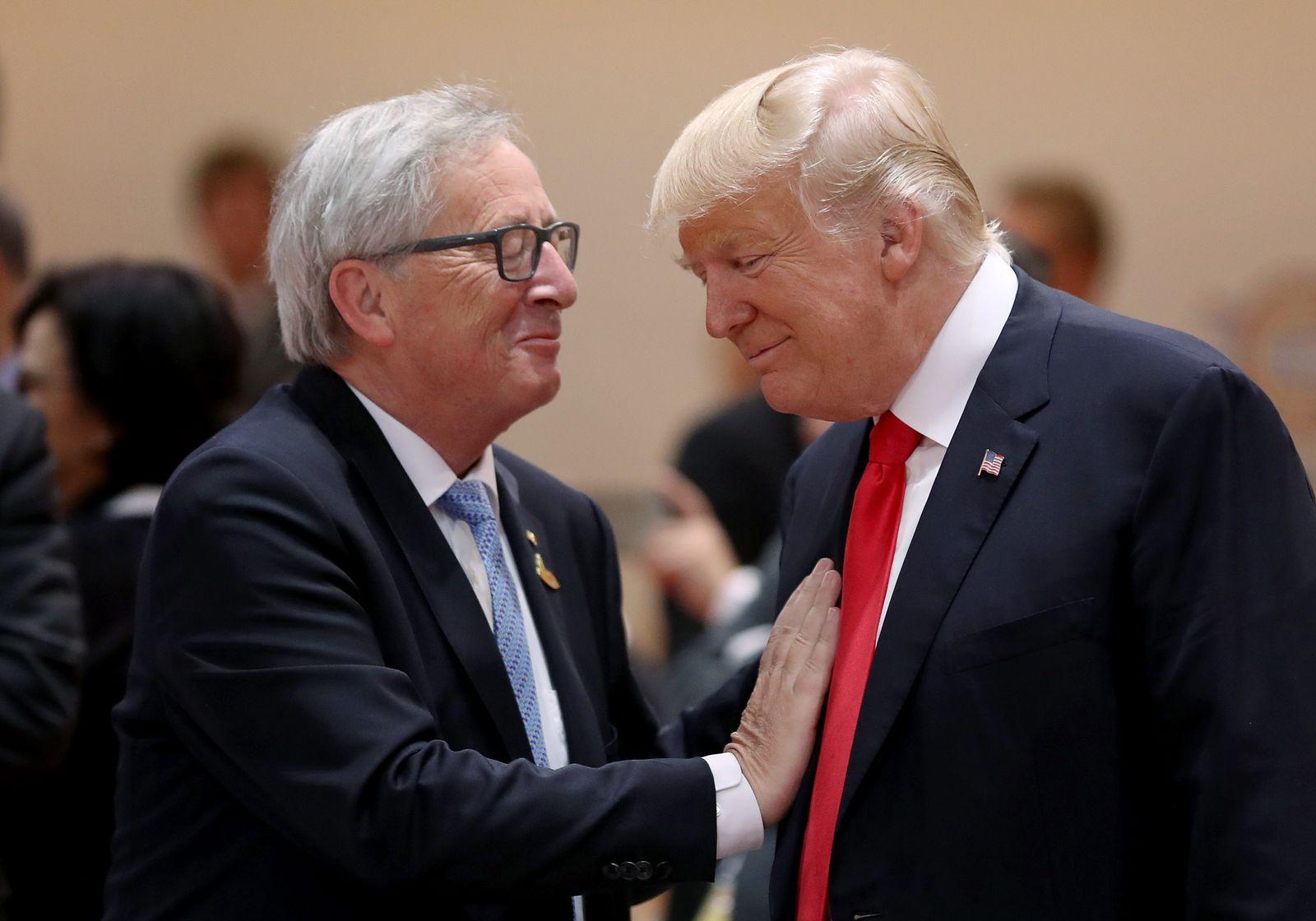 Juncker & Trump