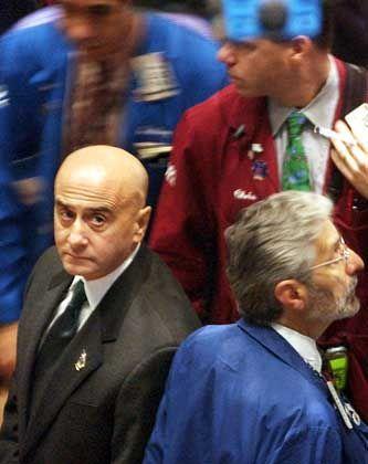 Kann beruhigt in die Zukunft blicken: Börsenchef Grasso