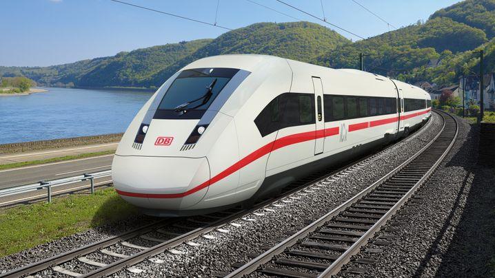 Fotostrecke: Diese High-Tech-Züge würde Alstom von Siemens übernehmen