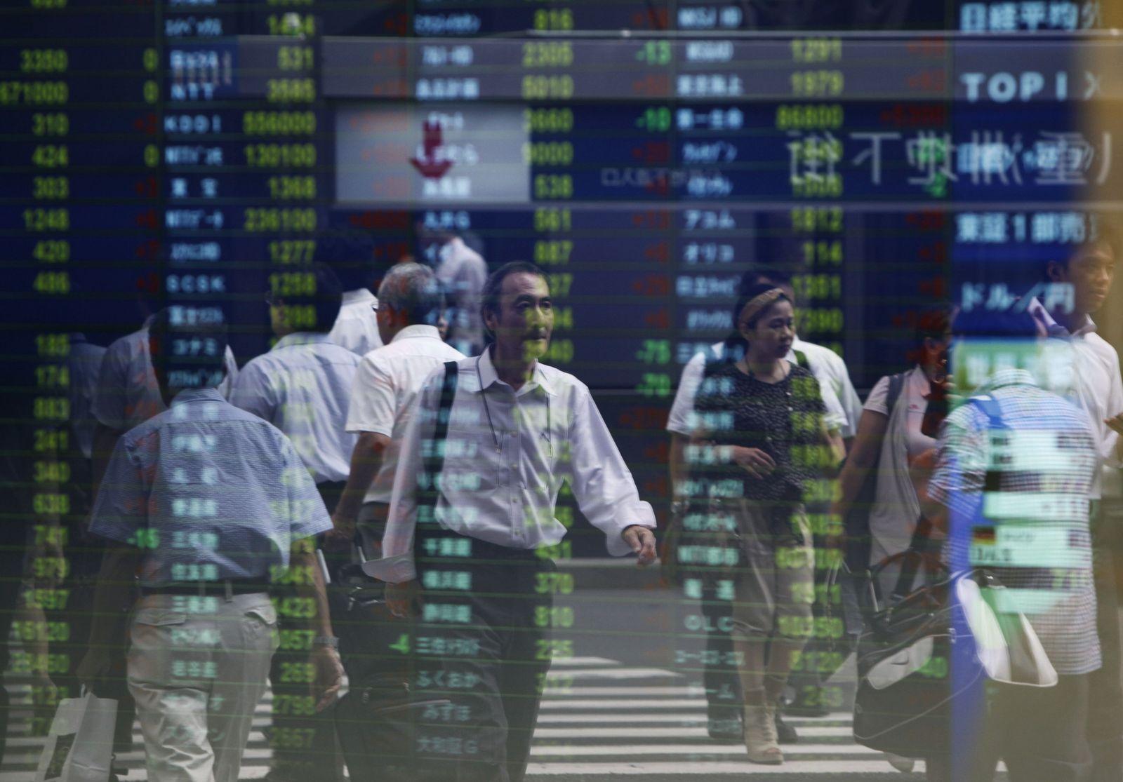 Japan/ Wirtschaft/ Börse (Kopie)
