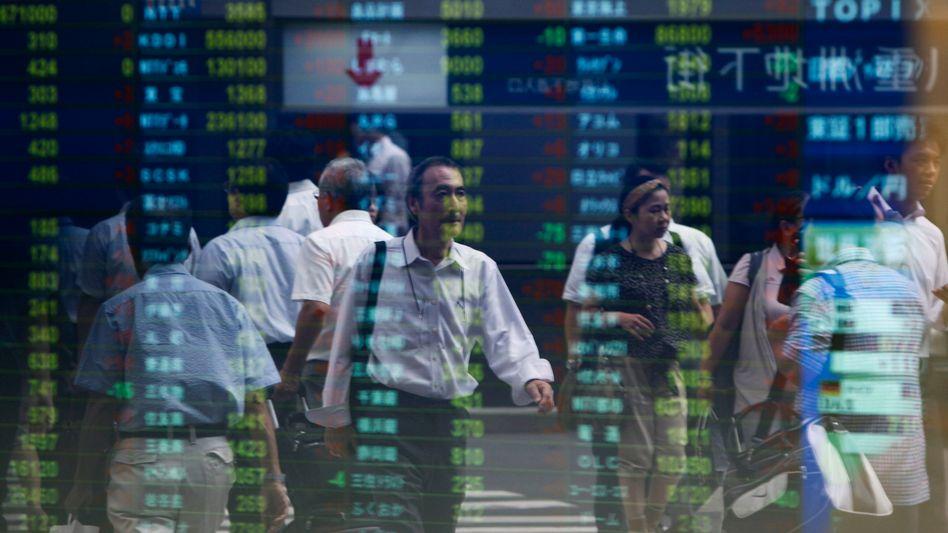 Börse in Japan: Überall auf der Welt können Anleger per Indexfonds investieren - aber nicht überall ist das gleichermaßen empfehlenswert
