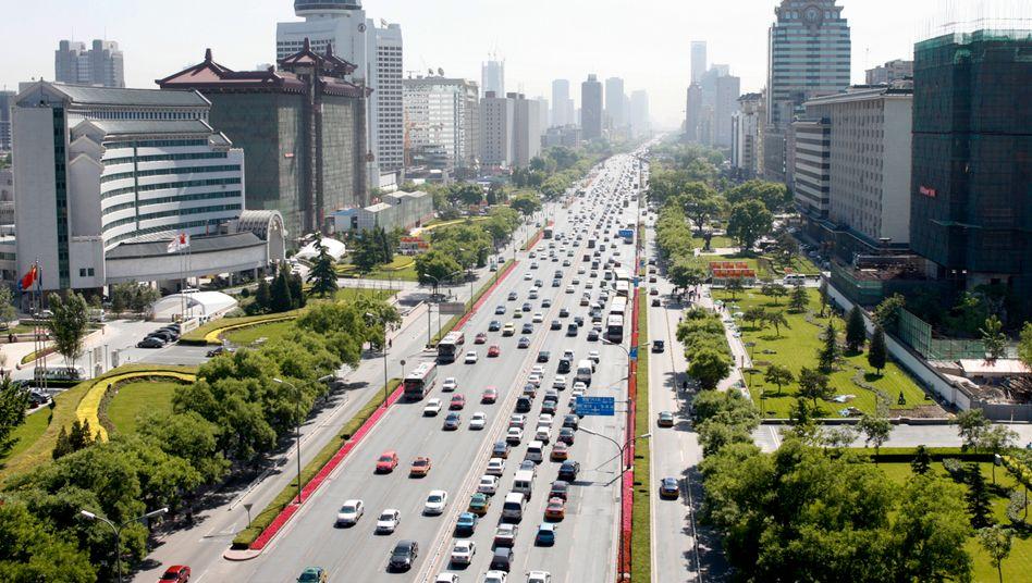 Peking: Marktmechanismus auf dem Devisenmarkt außer Kraft gesetzt