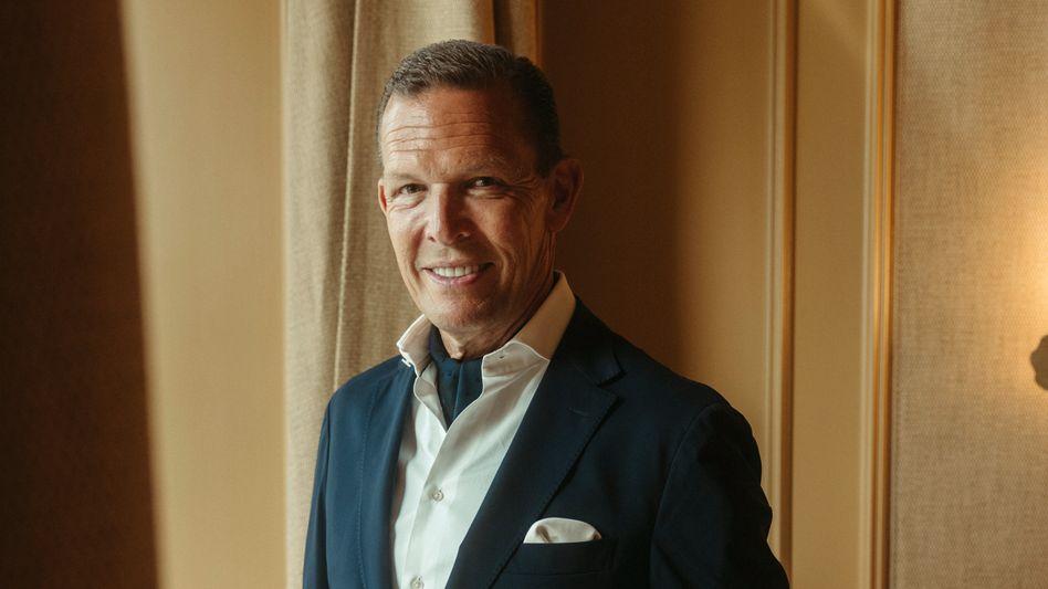 Darling: Boss-Boss Daniel Grieder will mit dem alten Vorstand weiterarbeiten