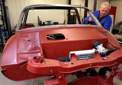 Produktion des RS 1000: Limitierte Sonderedition des alten Modells geplant