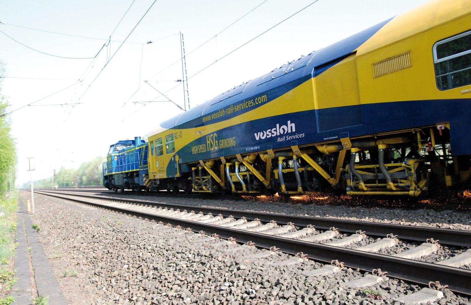Vossloh Rail Services / Zug