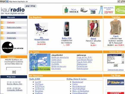 E-Commerce-Sender: Eine Shopping-Plattform wie viele andere auch