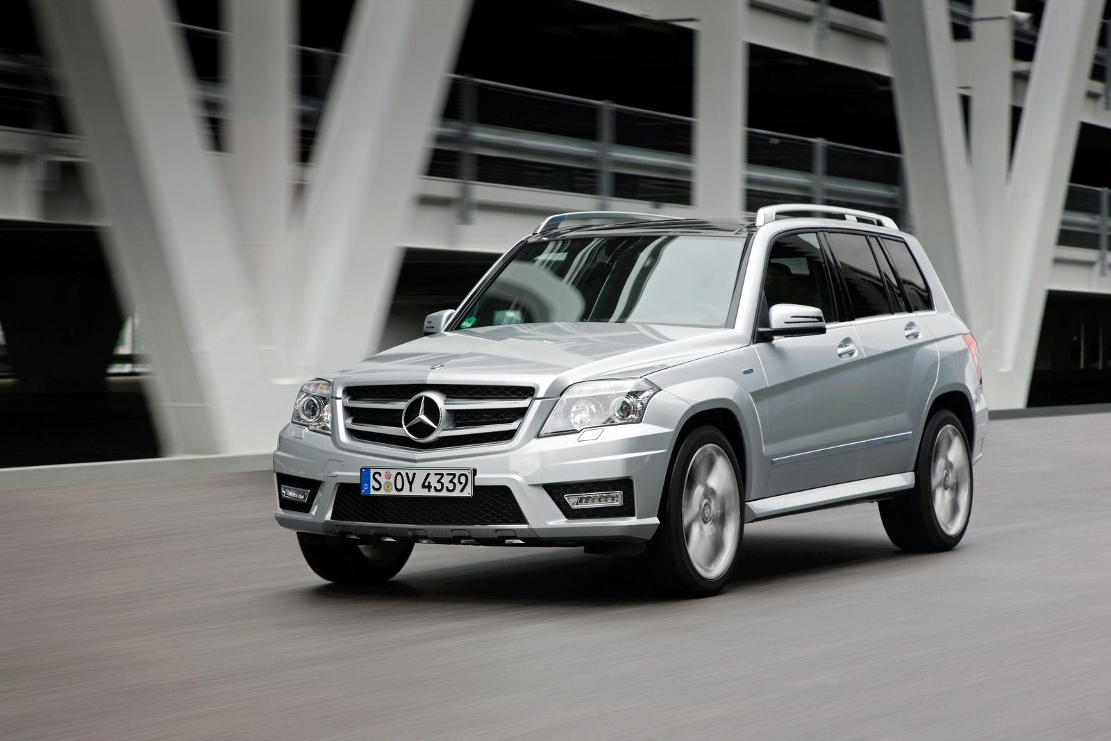 GLK-Klasse / Mercedes GLK / Daimler