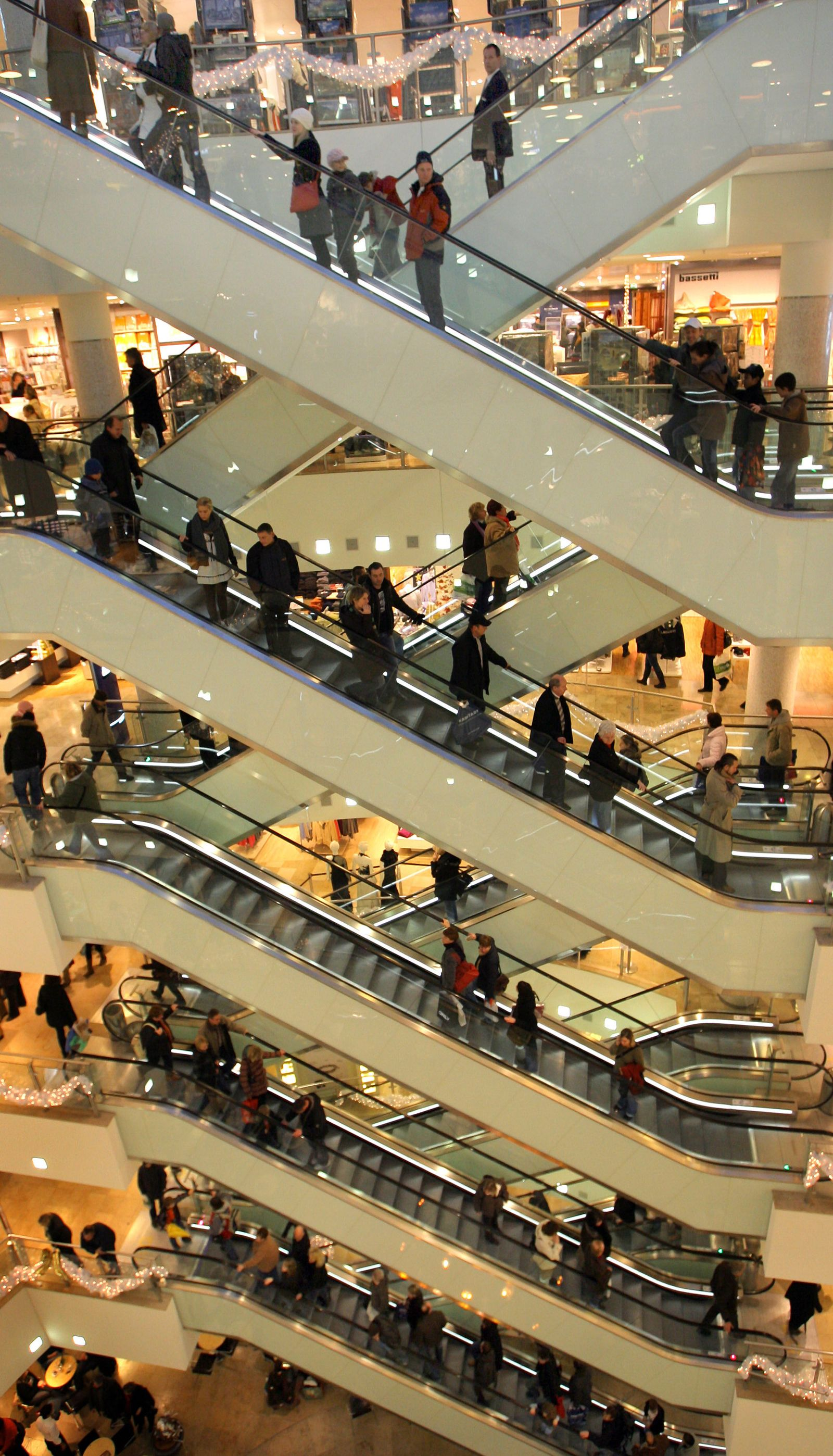 Konsum/ Konjunktur/ Verbraucher