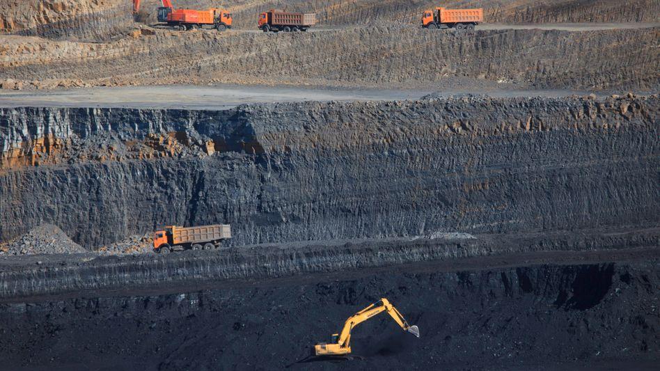 Kohlemine in der Mongolei: Deutsche Industrie will Einkaufsmacht bündeln