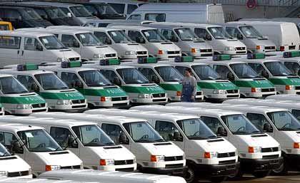 Massen für den Massenmarkt: T4-Transporter