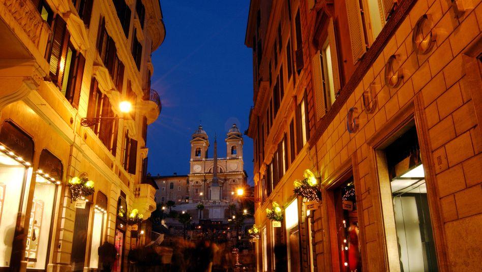 """Abenddämmerung in Rom: """"Notfalls muss die EZB italienische Staatsanleihen kaufen"""""""