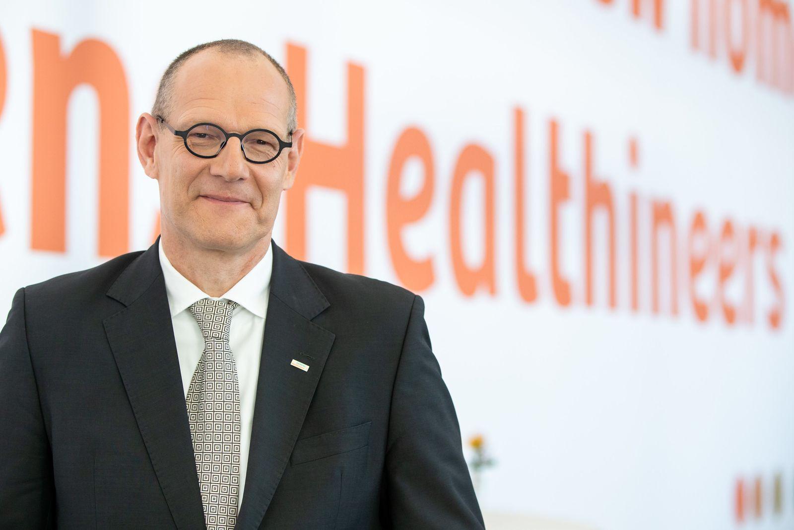 Siemens Healthineers - Bernd Montag