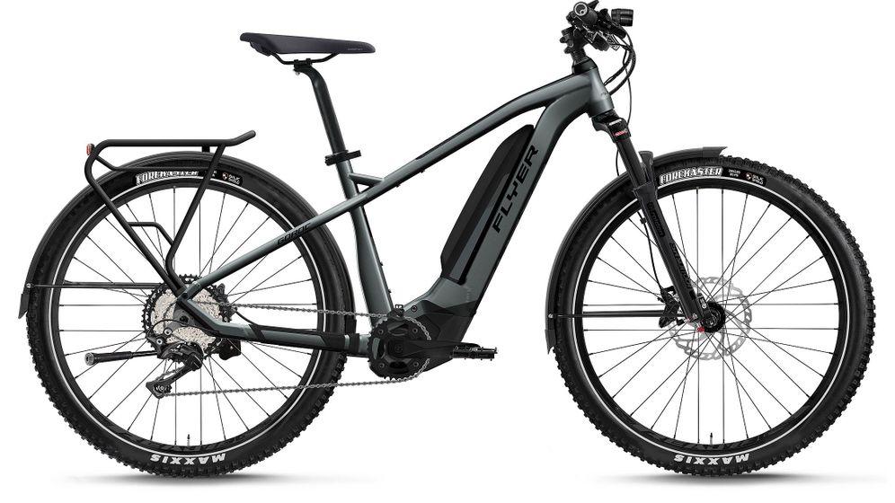 Fettes Teil - Das E-Bike Flyer Goroc 2 in Bildern