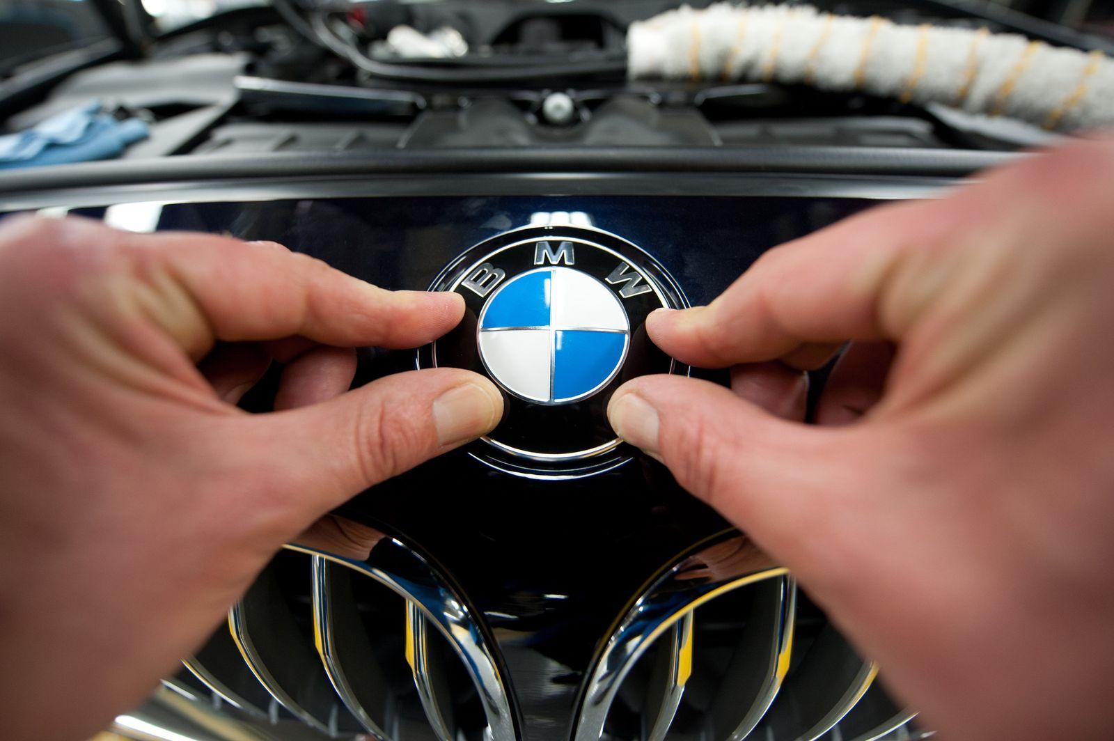 BMW präsentiert Rekordbilanz